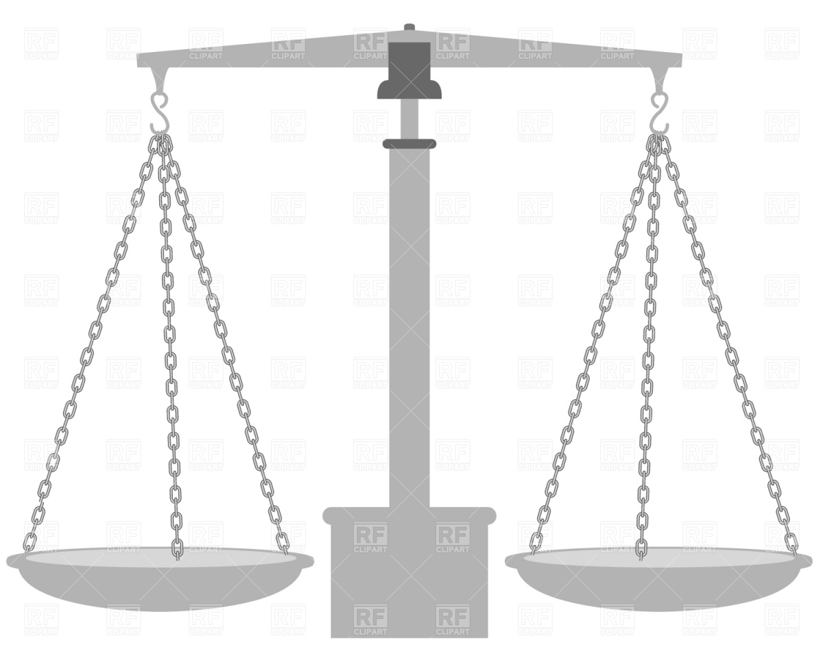 Free Clipart Images Scales Of Justice.