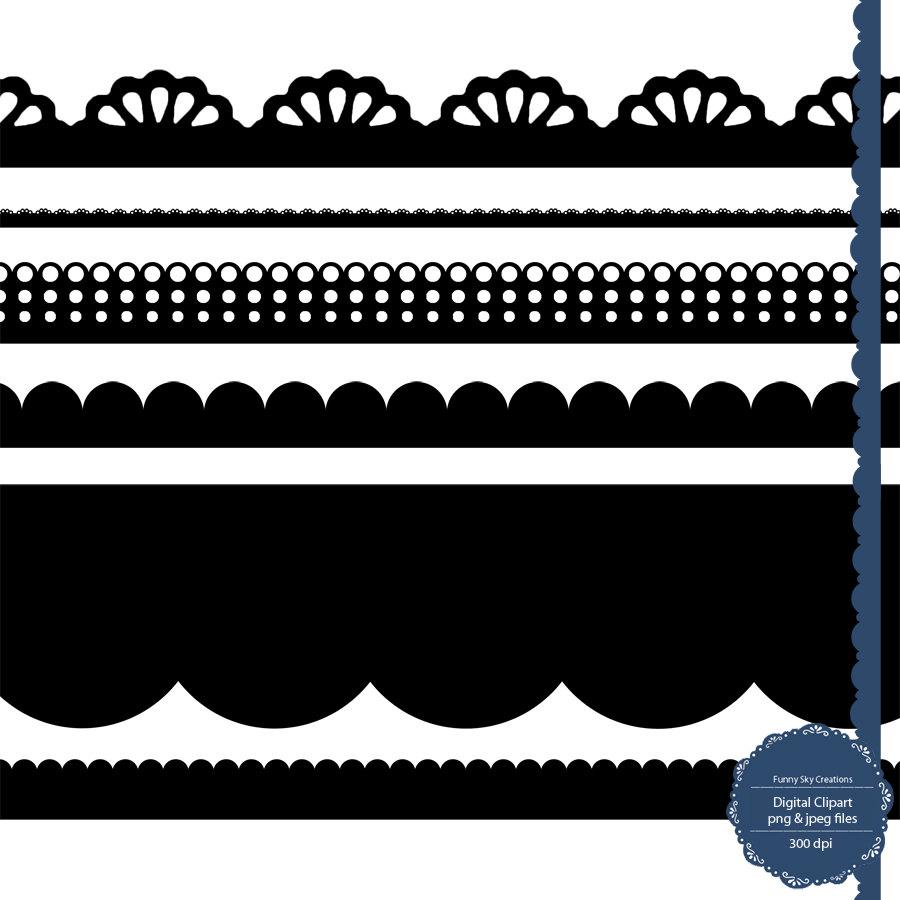 Free Scallop Border Cliparts, Download Free Clip Art, Free.