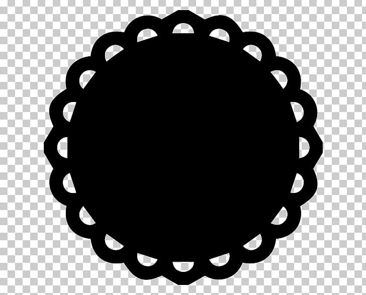 Scallop PNG, Clipart, Black, Black And White, Circle, Circle.