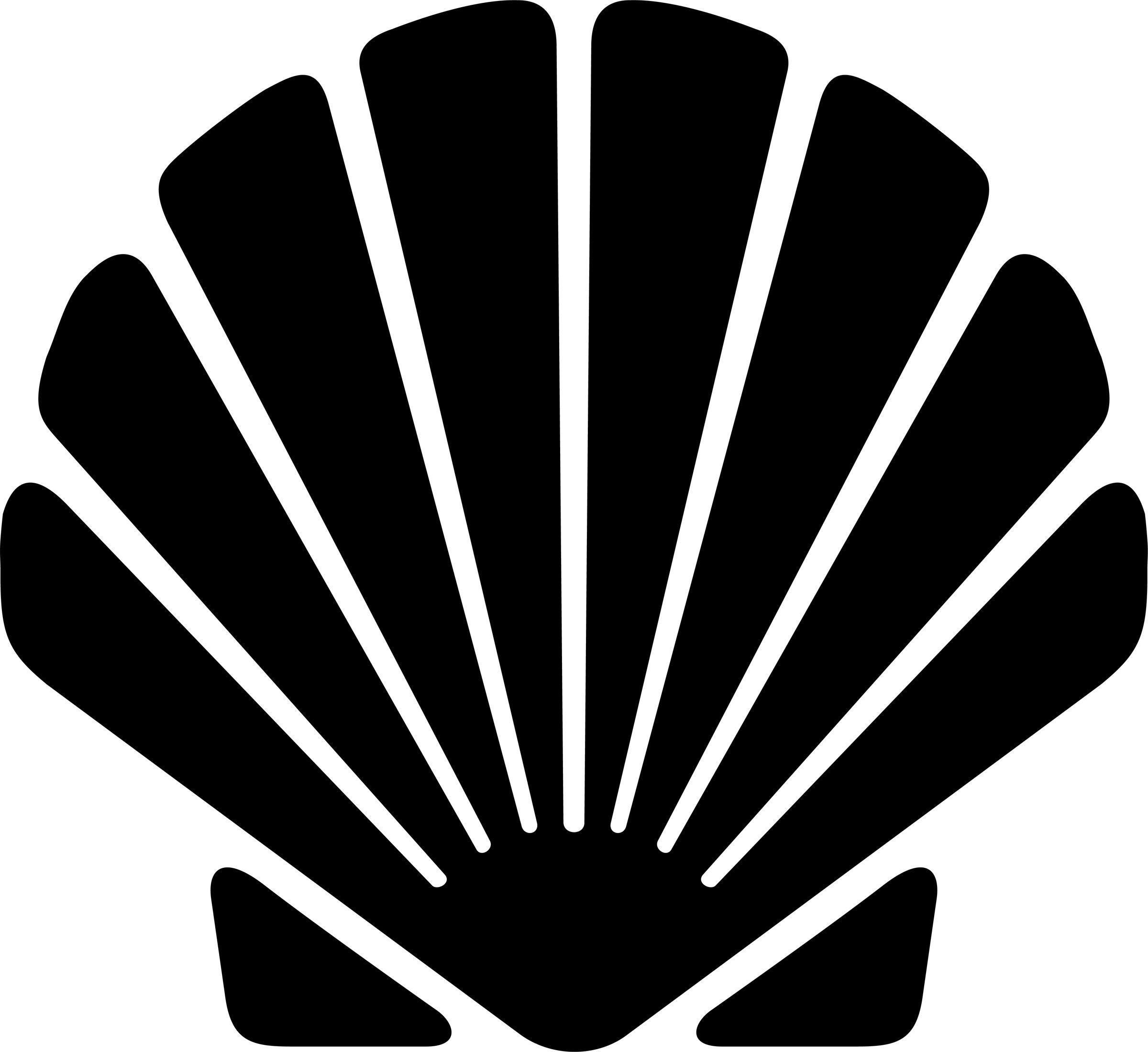 Sea Shell Clip Art.