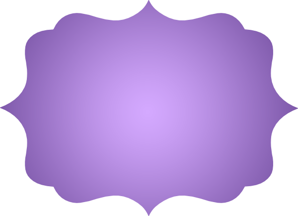 Pointed scallop rectangle svg file.