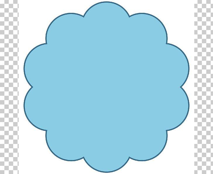 Scallop Circle Template PNG, Clipart, Aqua, Blue, Circle.