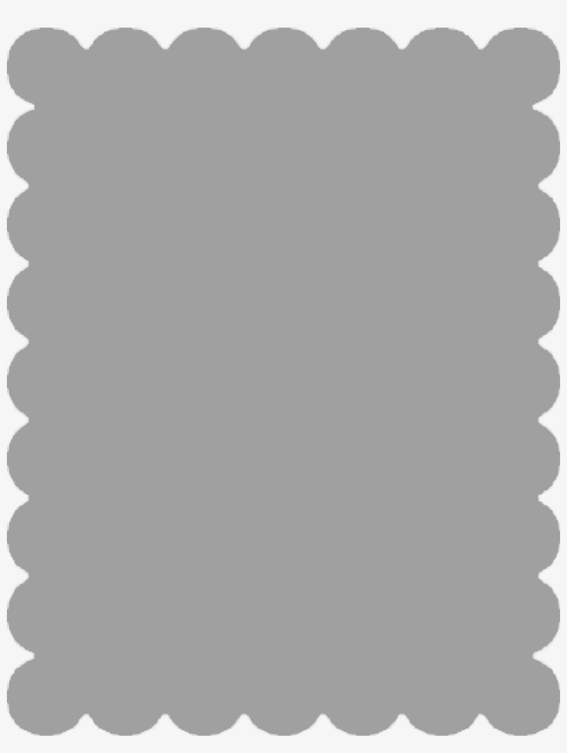 Scallop Border Png.