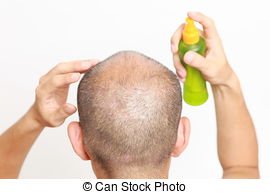 Pictures of Scalp Massage.