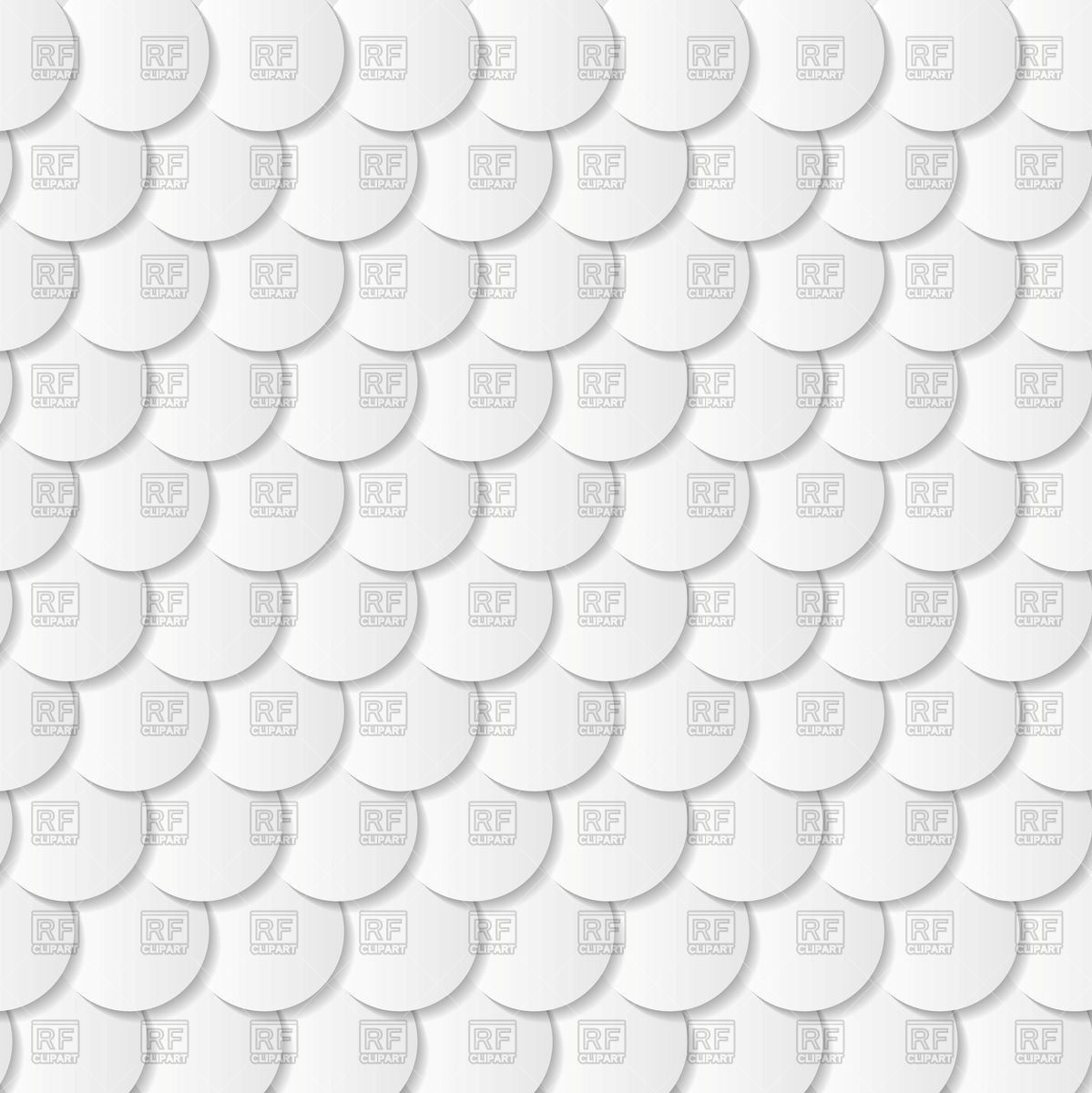 Grey scaly background Vector Image #88700.