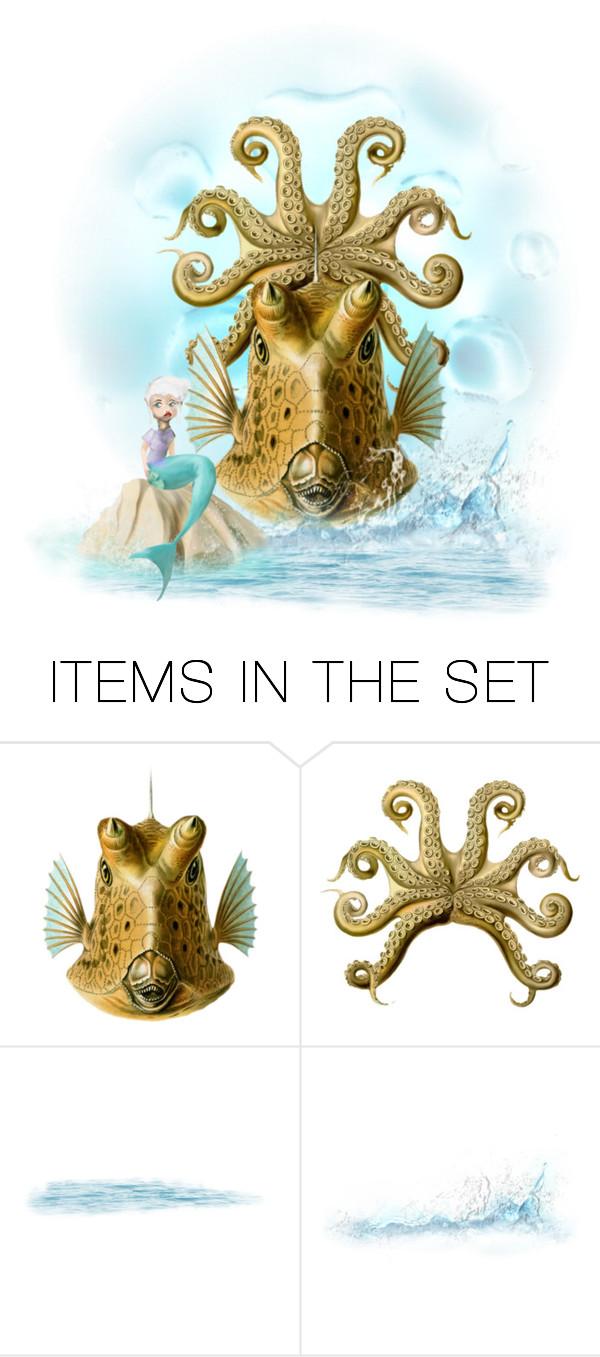 The Octofish & The Mermaid.