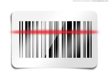 Barcode Reader Clip Art, Vector Barcode Reader.