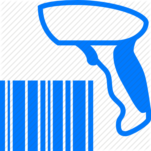 Barcode Scanner Clipart.