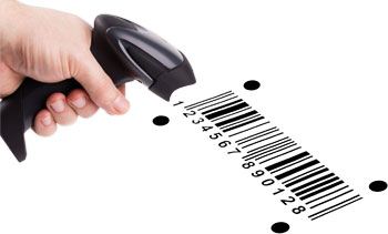 Scanning Barcode Scanner Clipart.