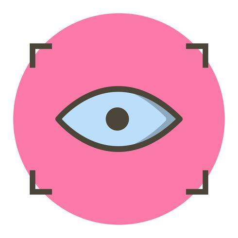 Scan Icon Design.