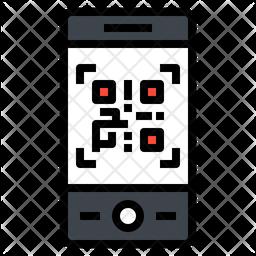 Qr Code Scanner Icon.