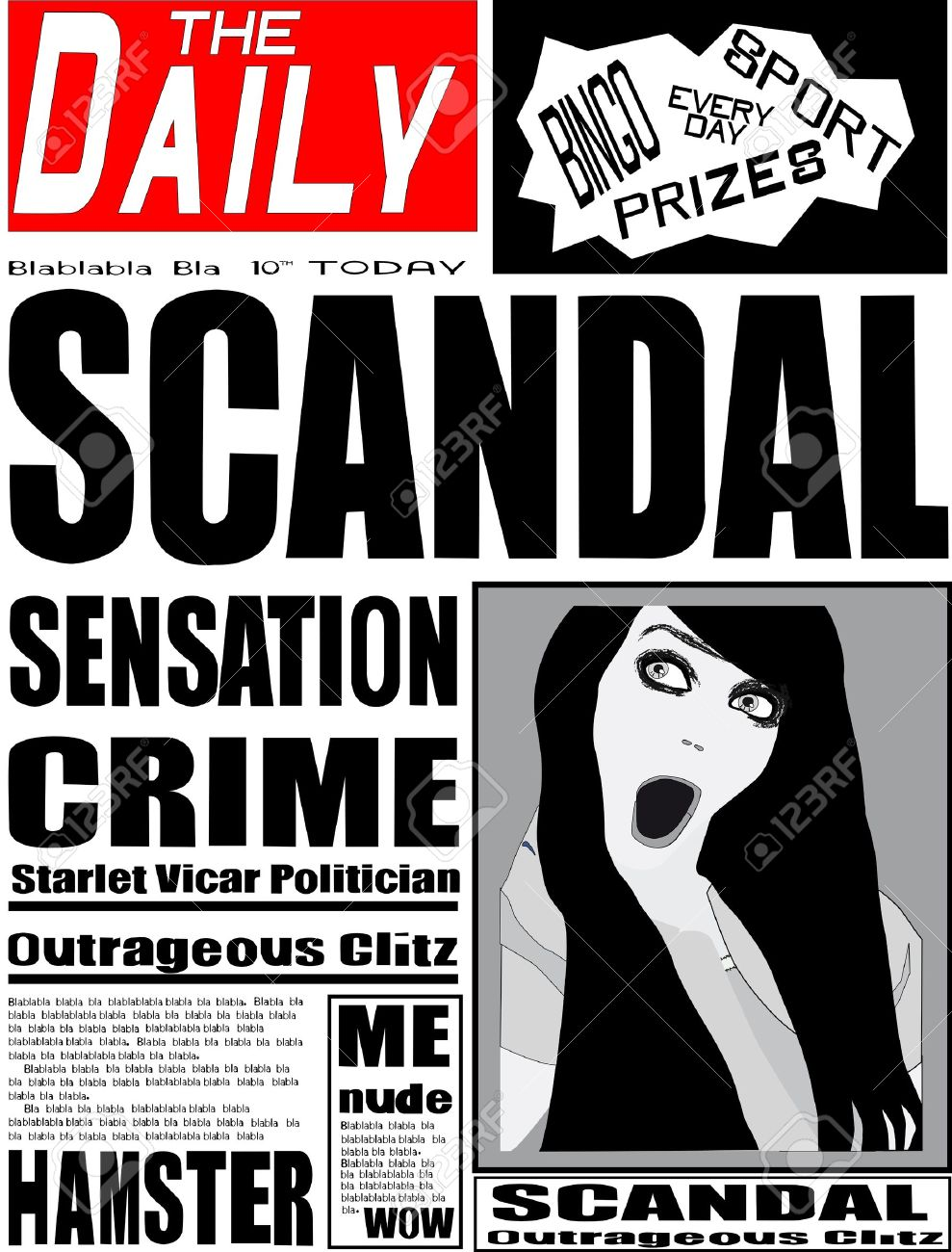 1,377 Scandal Cliparts, Stock Vector And Royalty Free Scandal.