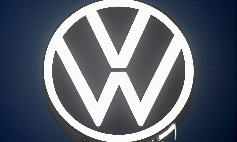 VW unveils new logo as it bids to leave behind diesel scandal.
