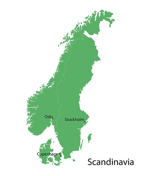 Scandinavia Clip Art, Vector Images & Illustrations.