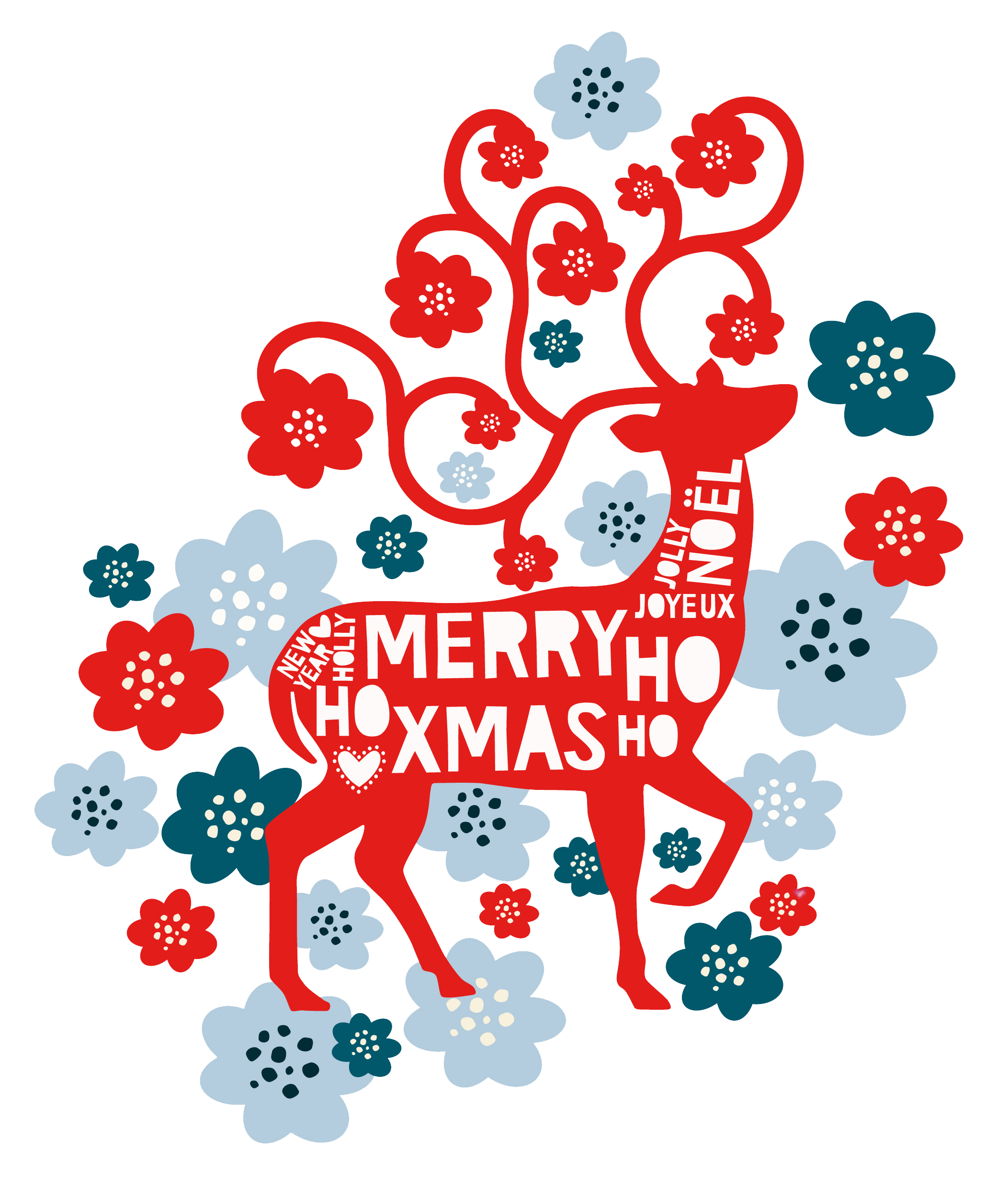 Scandinavian christmas fabric clipart images gallery for.