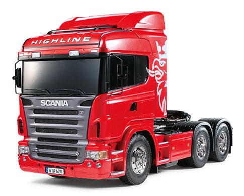 TRUCKMODEL RC Truck.