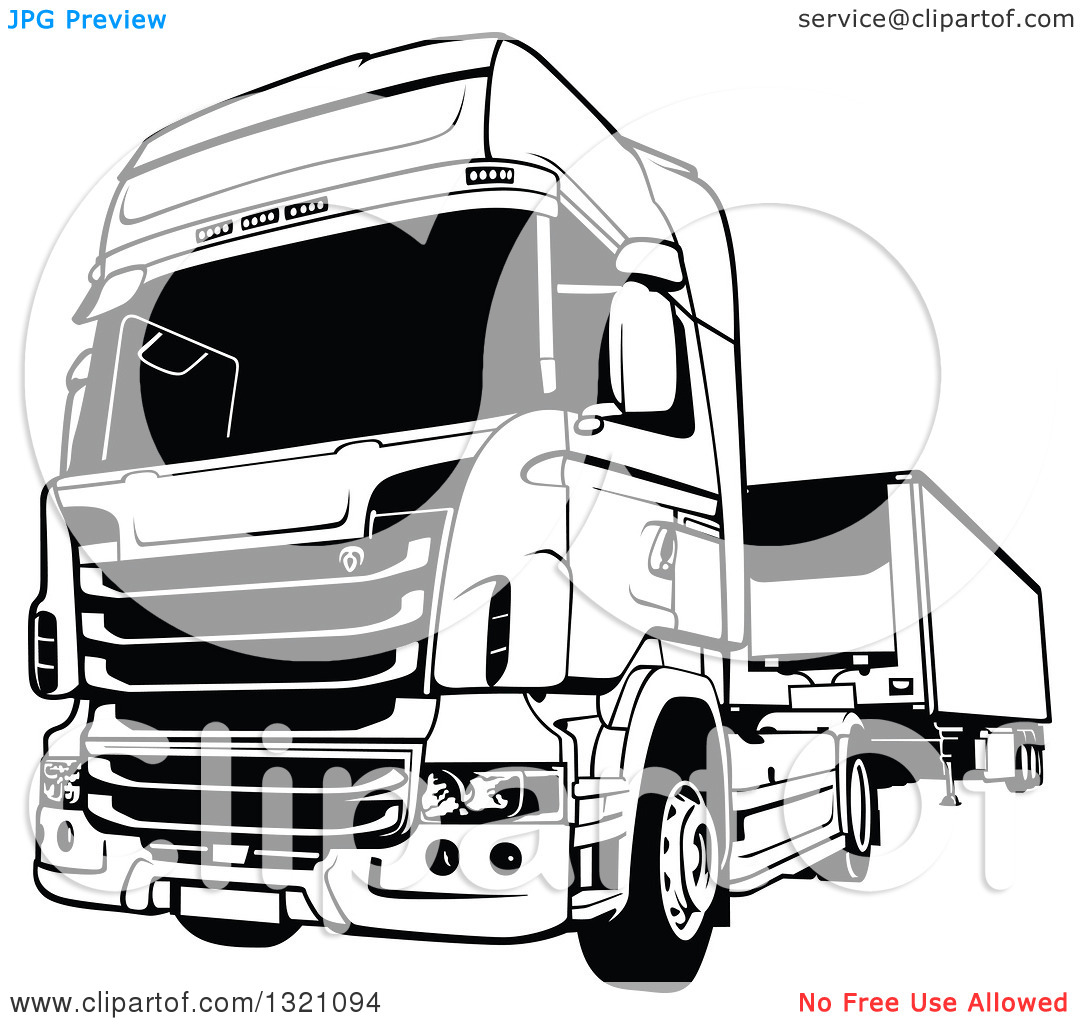 Free clipart truck no watermark.