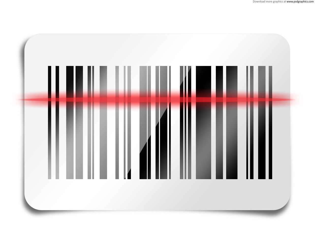 Animated Gif Barcode Scanner Clipart.