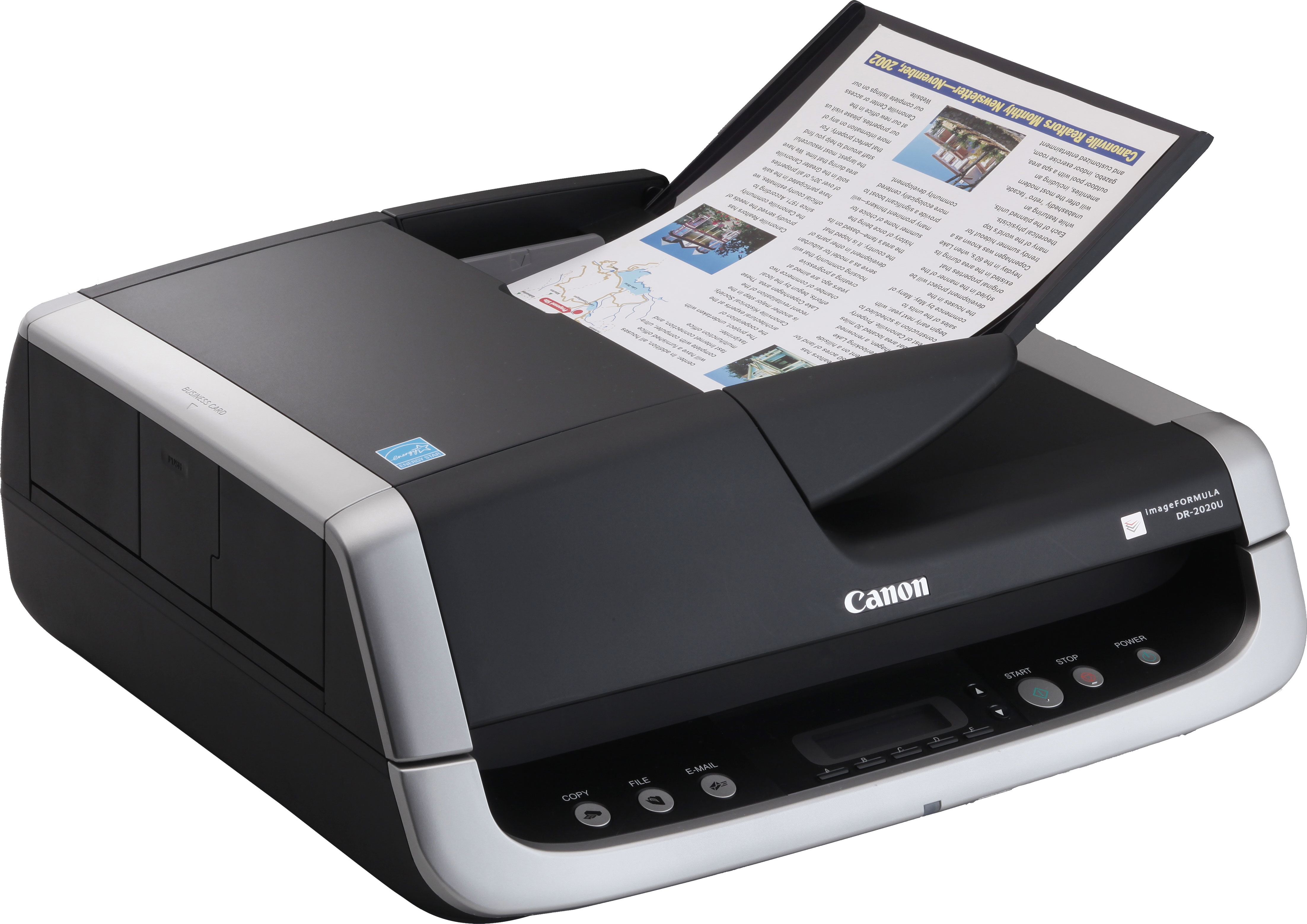 Scanner PNG Image.