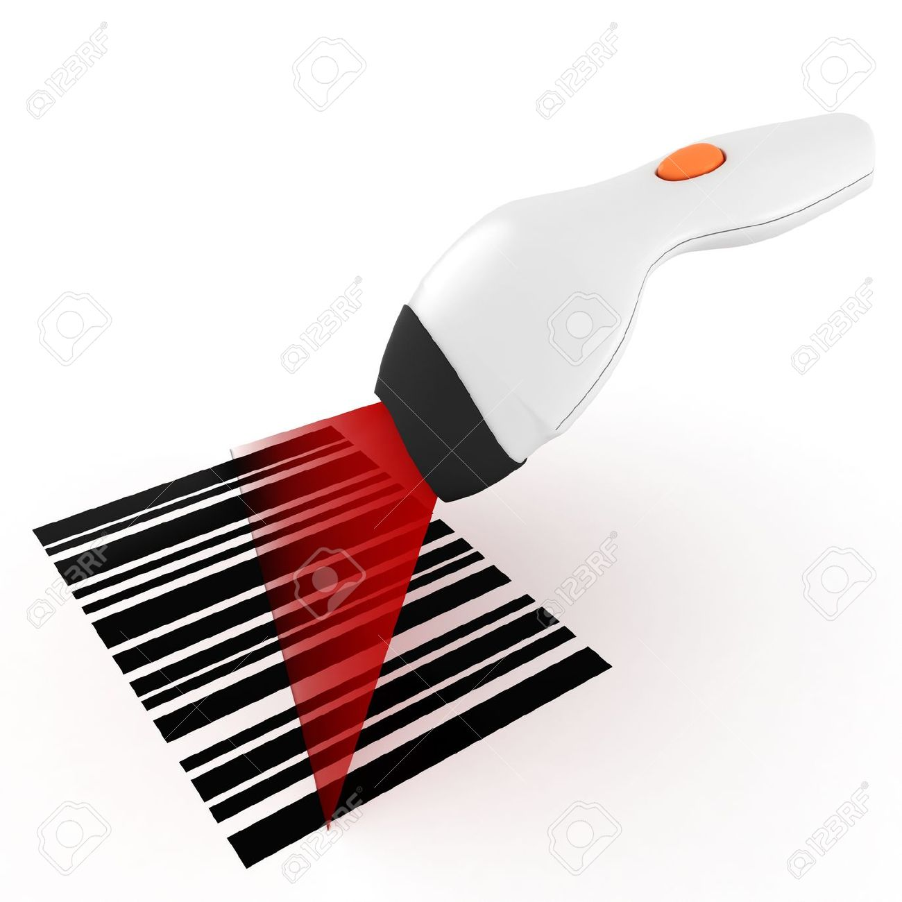 Barcode scanner clipart free.