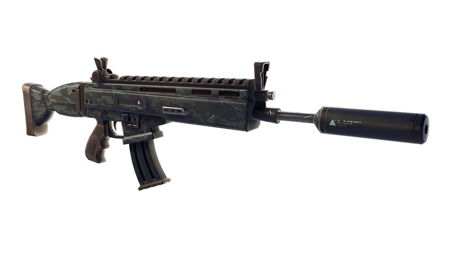 Scar PNG, Fortnite Scar Free Download Clipart Images.