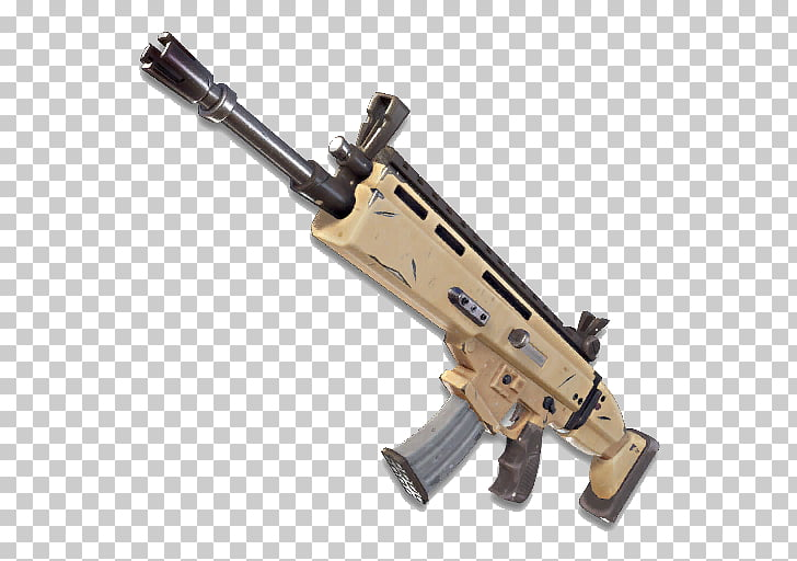 Fortnite Battle Royale FN SCAR PlayerUnknown\'s Battlegrounds.