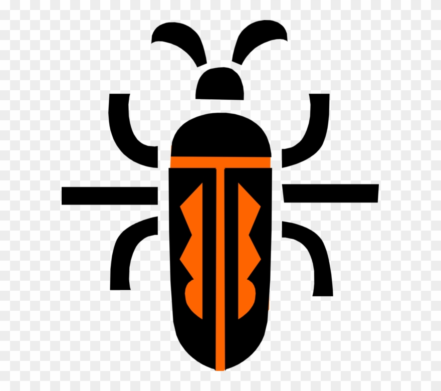 Egyptian Scarab Beetle Vector Image Illustration Of.