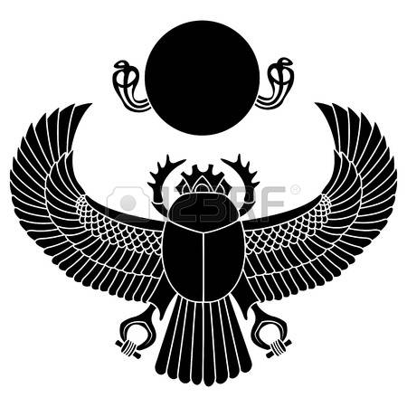 149 Vector Scarab Stock Vector Illustration And Royalty Free.