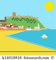 Scarborough Clipart EPS Images. 7 scarborough clip art vector.