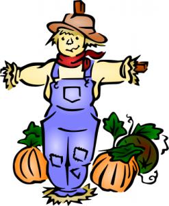 Scarecrow Clip Art Download.