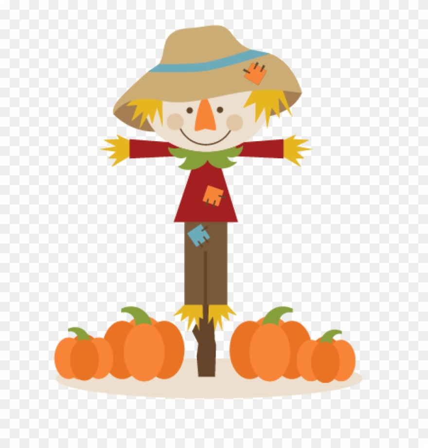 Scarecrow Vector Animated.