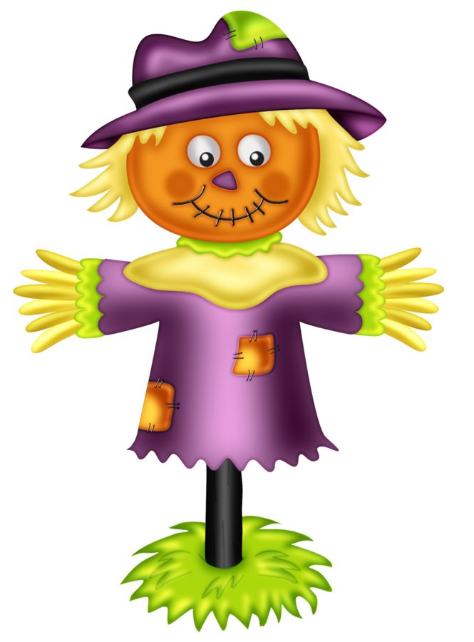 Scarecrow clip art printable free clipart images image 2.