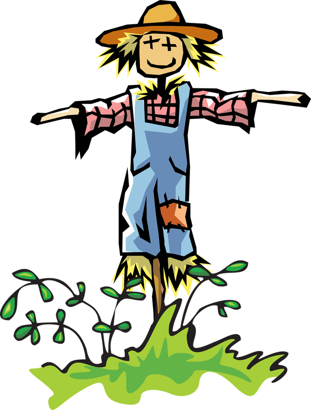 Free Scarecrow Clipart Pictures.