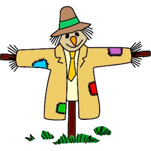 Scarecrow Clipart.