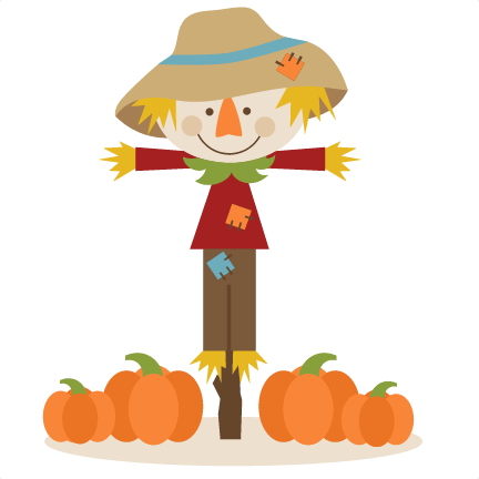 Free Scarecrow Clipart.