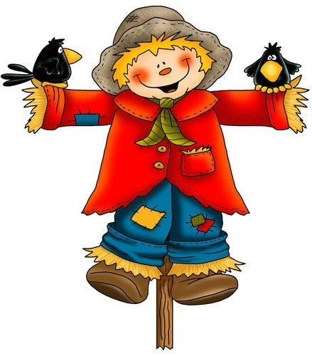 Image result for scarecrow clipart.
