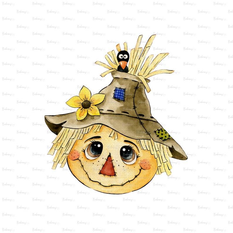 Scarecrow clipart printable, Scarecrow printable Transparent.