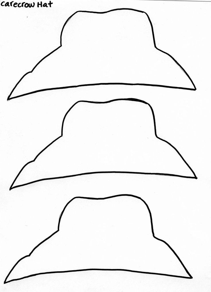 Scarecrow Hat Clipart (90+ images in Collection) Page 2.