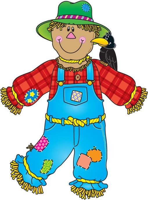 Scarecrow clip art printable free clipart images image.