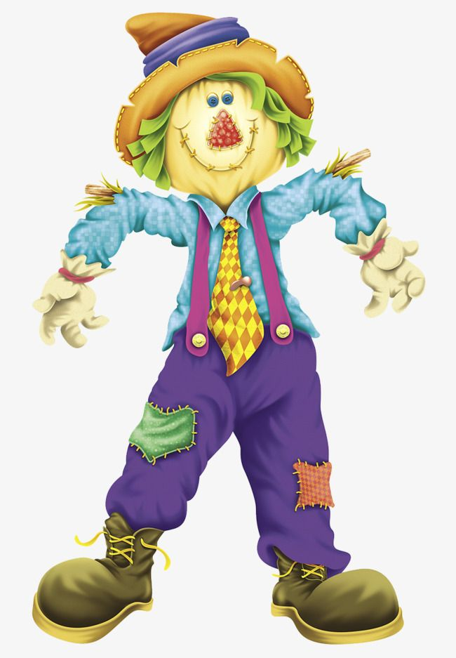 Scarecrow, Goblin Dress Up, Pumpkin Head PNG Transparent.