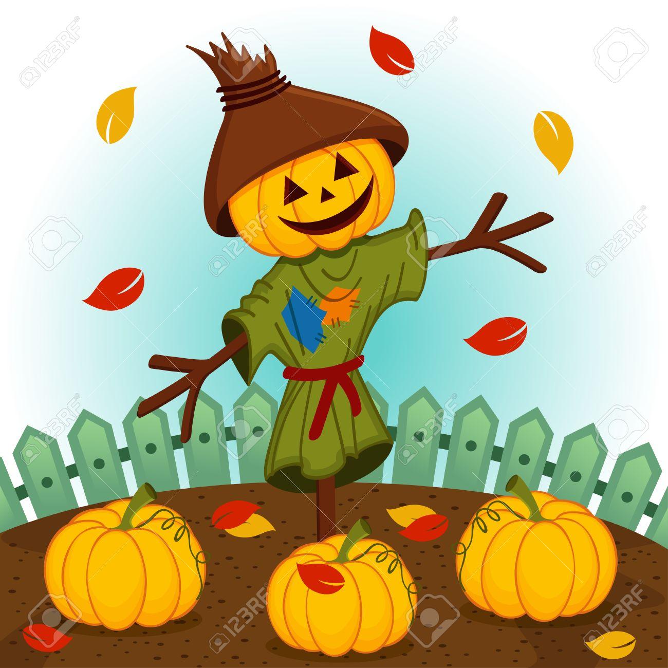 Scarecrow clipart scarecrow head.