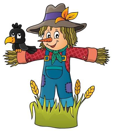 Scarecrow clipart images 3 » Clipart Station.