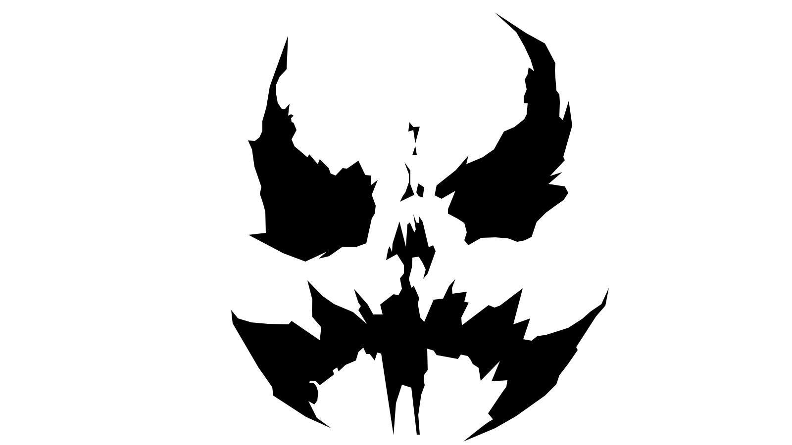Scarecrow Symbol Logo.
