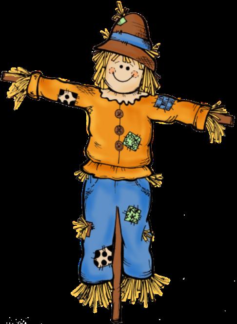 Scarecrow Png Vector, Clipart, PSD.