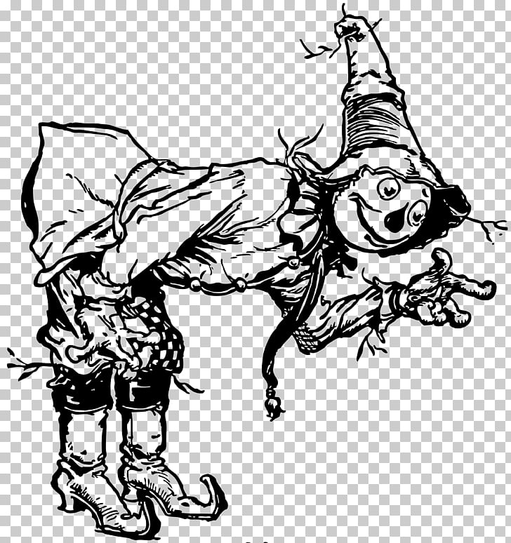 The Scarecrow of Oz The Wonderful Wizard of Oz The Wizard.