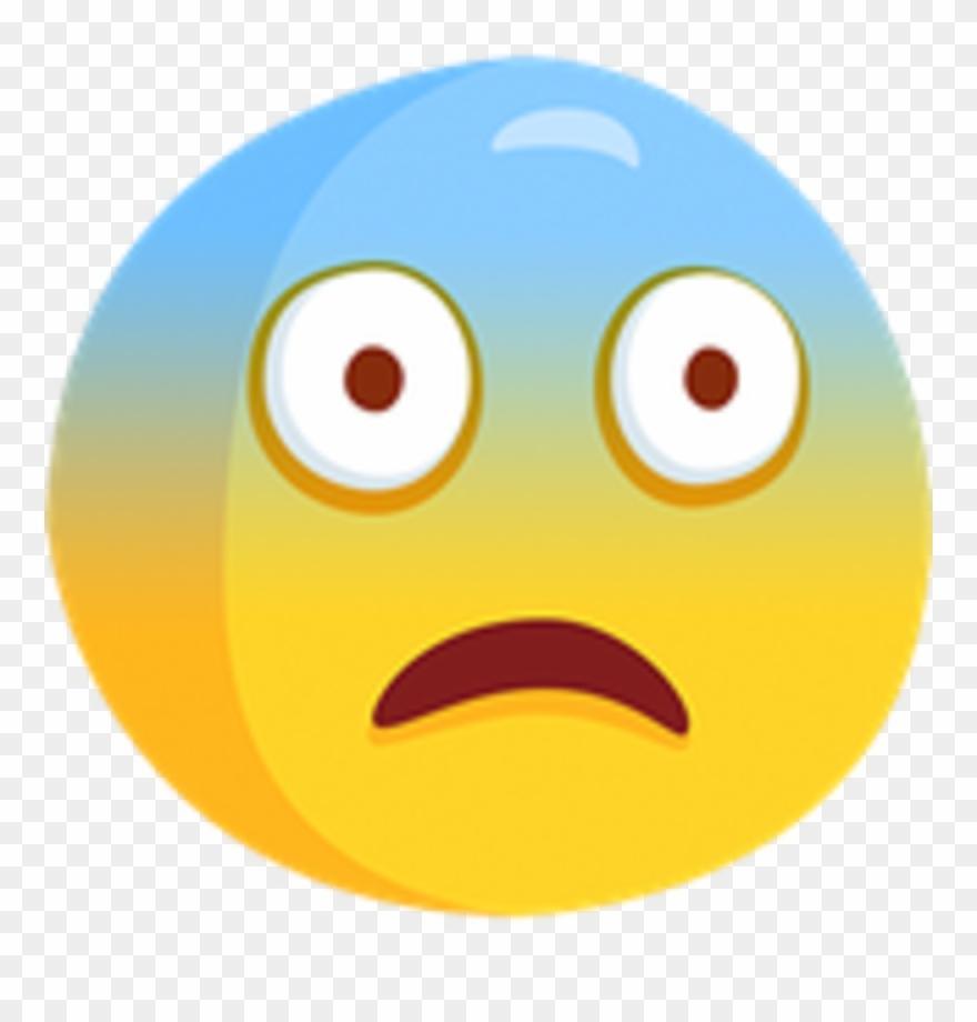Scary Emoji Png.