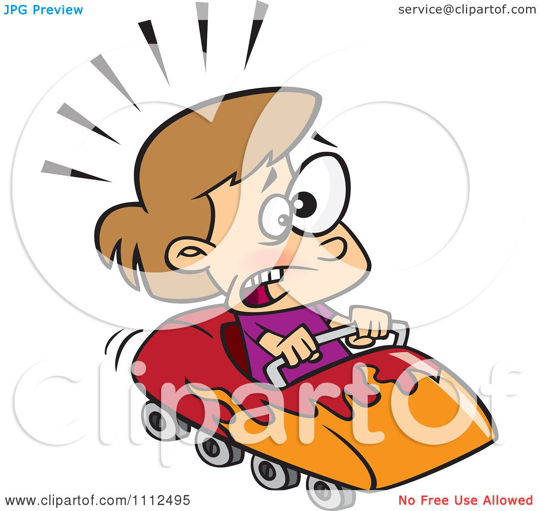 Gallery For > Scared Girl Clipart.
