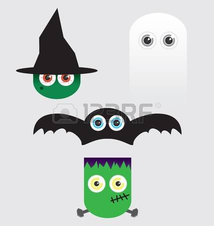 3,178 Scary Look Cliparts, Stock Vector And Royalty Free Scary.