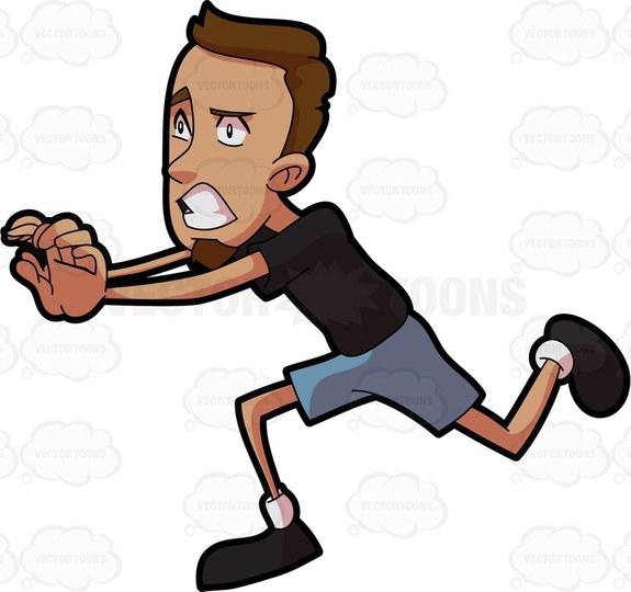 Similiar Guy Running Scared Keywords.