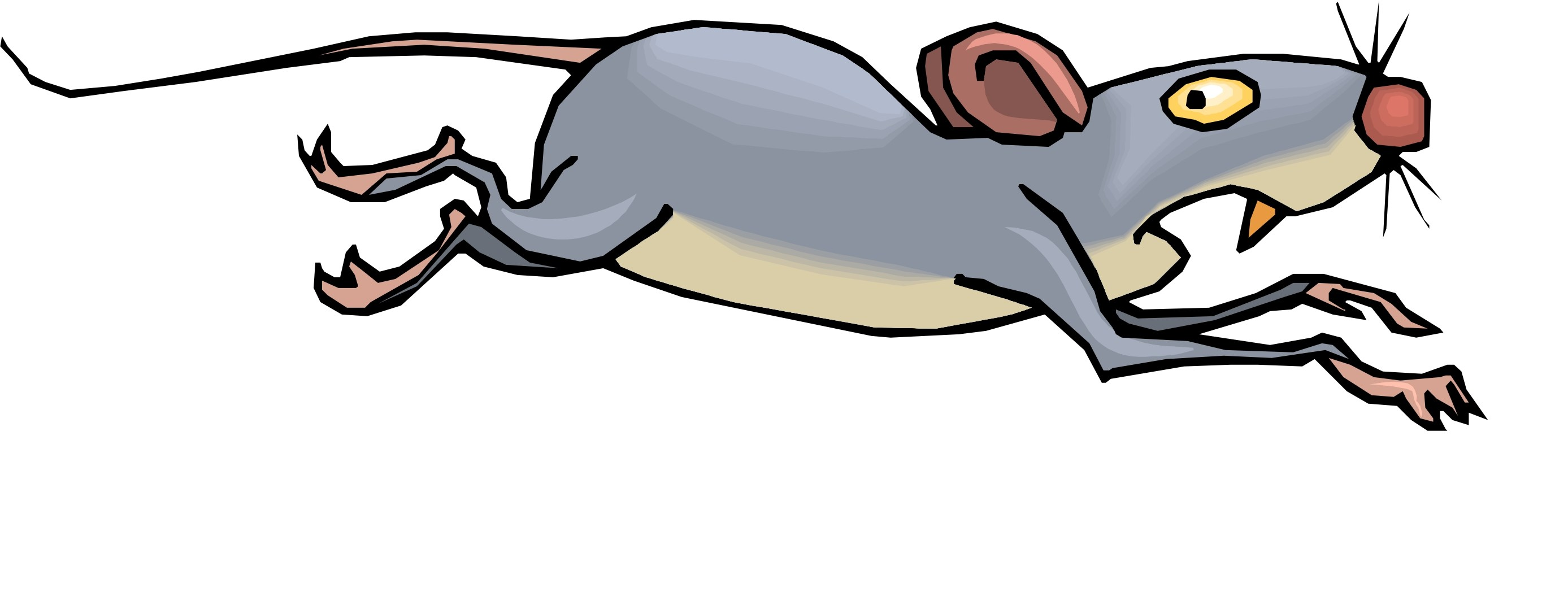 Mouse clipart noisy.
